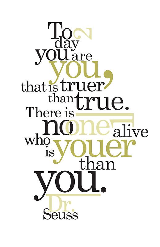Dr. Seuss Quote by dirtylaundry .