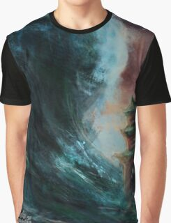 Inclement weather Graphic T-Shirt
