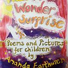 Wish Wonder Surprise book cover by Amanda Gazidis