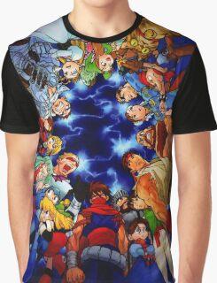 CAPCOM LEGENDS Graphic T-Shirt