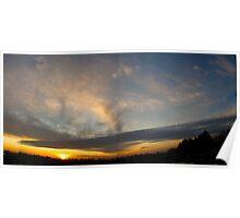 Sunset jag Poster