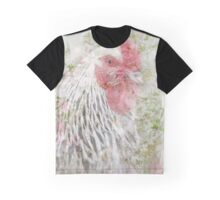 Cockeral in Bluebells Graphic T-Shirt