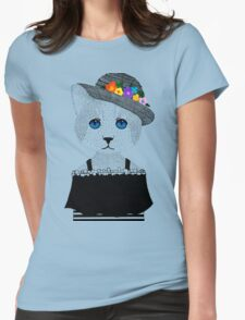 The Staring Cat & The Straw Hat T-Shirt