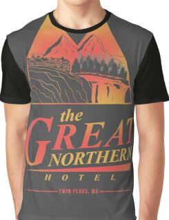 The Great Northern Hotel Graphic T-Shirt