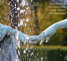 Donne-moi ta main. by Gilberte