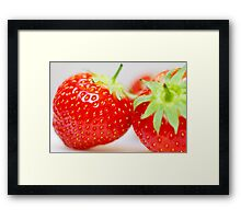 Delicious! Framed Print