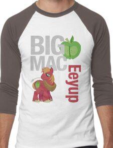 Bigmacintosh Men's Baseball ¾ T-Shirt