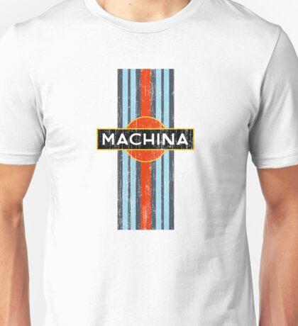 Machina Attire - 'Shaken, Not Stirred' Unisex T-Shirt