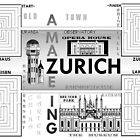 A-MAZE-ING ZURICH by MYMANATEE ACADEMY