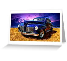 Willys Dream Greeting Card