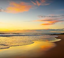 Beach Dawn by Tracie Louise