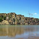 Orange River Panorama... by Qnita