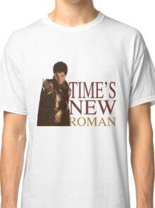 Time's New Roman Classic T-Shirt