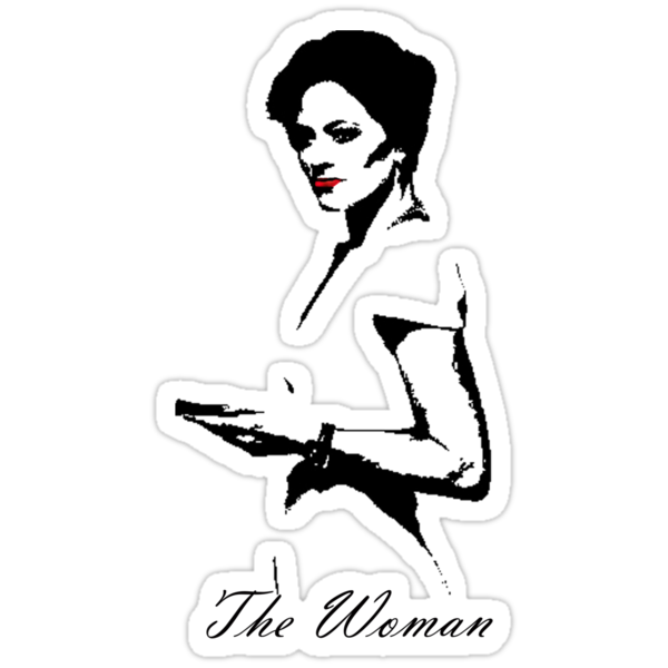 The Woman by Margaret Wickless