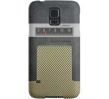 Transistor Radio - 60's Galaxy Model Samsung Galaxy Case/Skin