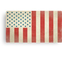 American Civilian Flag of Peace Canvas Print