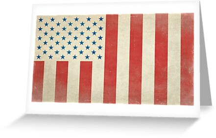 American Civilian Flag of Peace by LibertyManiacs