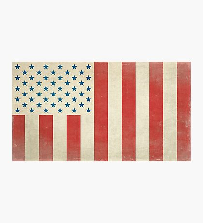 American Civilian Flag of Peace Photographic Print