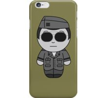 George (They Hide Among Us!) - Black Box Films: BOXIES iPhone Case/Skin
