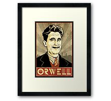 George Orwell Framed Print