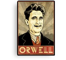 George Orwell Canvas Print