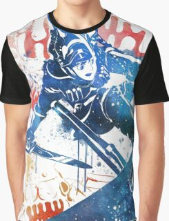Nausicaa of the Valley of the Wind Graphic T-Shirt