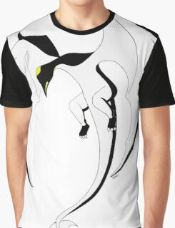 The Penguin-Dragon (Second evolution) Graphic T-Shirt