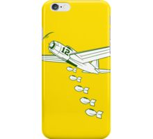 """""""Rodgers Bomber"""" iPhone iPhone Case/Skin"""