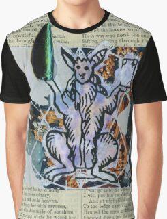 WHITE RABBIT Graphic T-Shirt