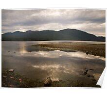 Te Anau - The Deep Lake Poster