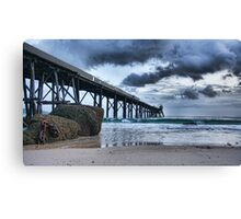 Catherine Hill bay Sunrise ii Canvas Print