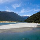 Mount Aspiring National Park by Paul Davis