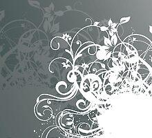 Tangled Greyscale by Antonio Palao