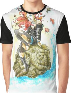 Delirium Graphic T-Shirt