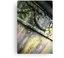 Old Gray Cemetery-1915 Canvas Print