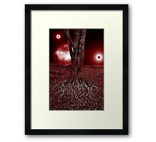 Tree of Confessions Framed Print