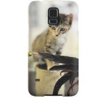 Playing Kitten Samsung Galaxy Case/Skin