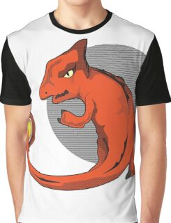 Charmeleon Graphic T-Shirt