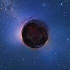 Little Planet Lovejoy by Alex Cherney