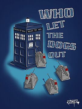 Who Let The Dogs Out by weRsNs