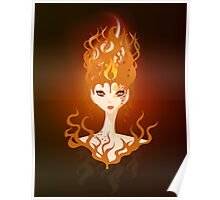 Fire Imp Poster