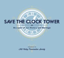 Save the Clock Tower by hasUnow