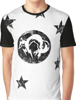 Foxhound V1 (Black) Graphic T-Shirt