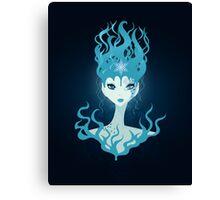 Frost Imp Canvas Print