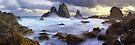 Camel Rock, Bermagui, Australia by Michael Boniwell