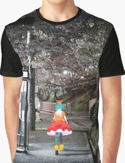 Monogatari – Doll Walk Graphic T-Shirt