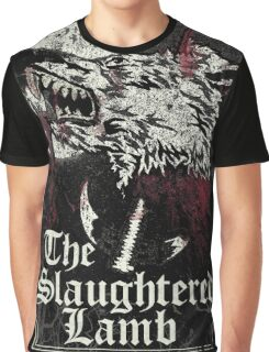The Slaughtered Lamb  Graphic T-Shirt