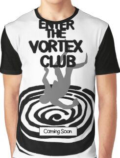Enter The Vortex Club (High Res) Graphic T-Shirt