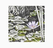 Faded water lily Unisex T-Shirt