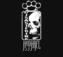 Disasterink Skull Badge Unisex T-Shirt